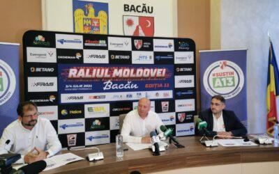 Examenul de maturitate pentru Raliul Moldovei Bacău